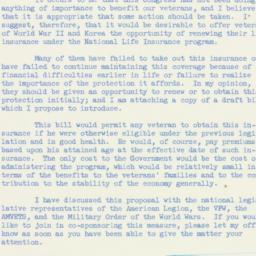 Letter : 1955 July 23