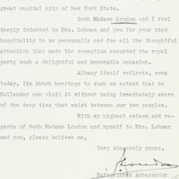 Letter: 1942 August 6