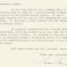 Letter : 1944 November 27