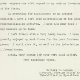 Letter : 1942 December 14