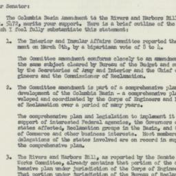 Letter : 1950 April 5