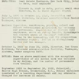 Letter : 1950 January 27
