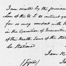 Document, 1796 June 22