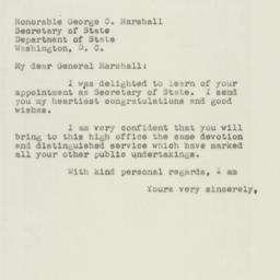 Letter : 1947 January 13