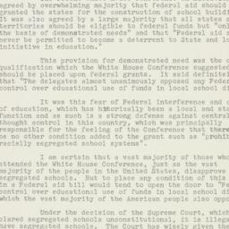 Memorandum : 1956 January 27