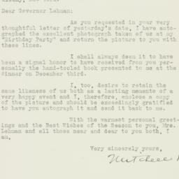 Letter : 1935 December 17