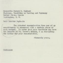 Letter : 1951 February 6