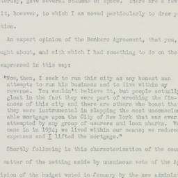 Letter: 1938 February 21