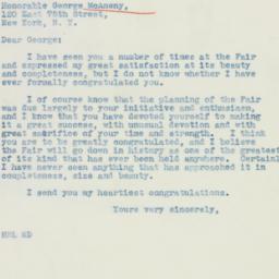 Letter : 1939 June 17