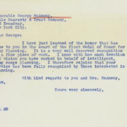 Letter : 1939 December 6