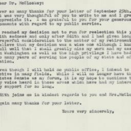 Letter : 1956 September 27