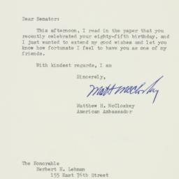 Letter : 1963 March 29