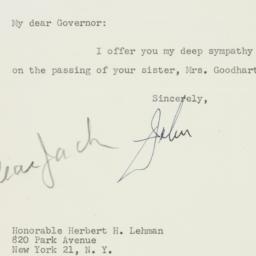 Letter : 1948 July 15