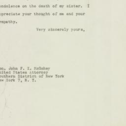 Letter : 1948 July 20