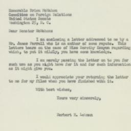 Letter : 1950 March 14