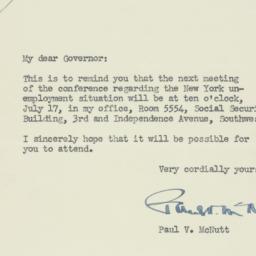 Letter : 1942 July 10