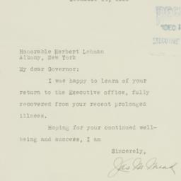 Letter : 1933 December 14