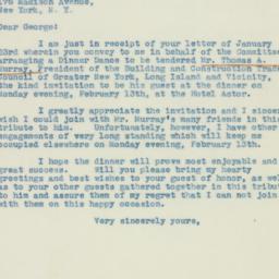 Letter : 1939 January 27