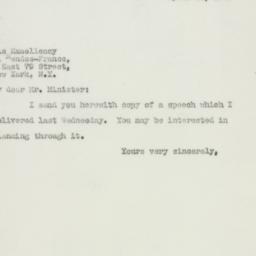 Letter : 1947 April 11