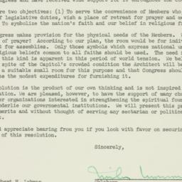 Letter : 1953 April 13