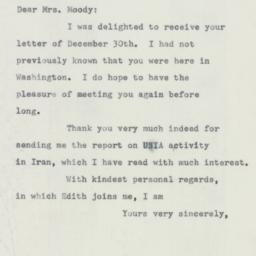 Letter : 1956 January 5