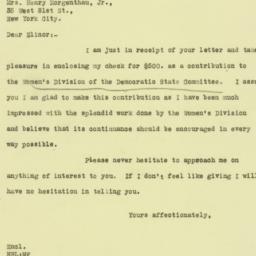 Letter: 1926 February 17