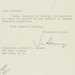 Letter : 1950 September 25