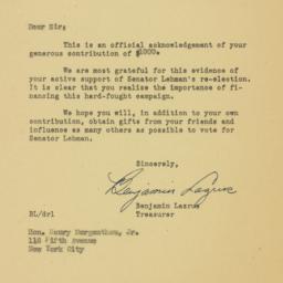 Letter : 1950 October 9