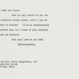 Letter : 1963 December 23