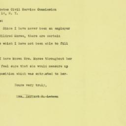 Letter : 1944 October 23