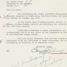 Letter : 1936 July 8