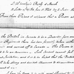 Document, 1798 March 26