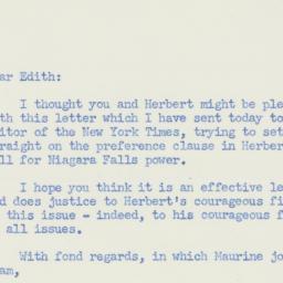 Letter: 1956 June 12