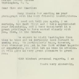 Letter: 1956 January 3