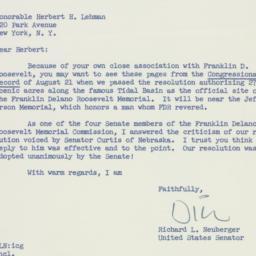 Letter: 1959 August 26