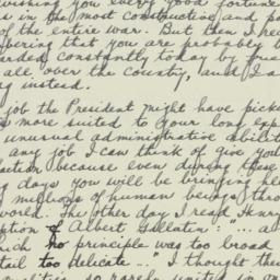 Letter : 1942 November 22
