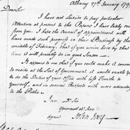 Document, 1798 January 27