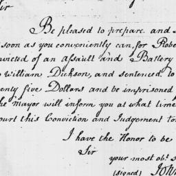 Document, 1797 December 12