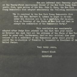 Letter : 1936 June 20