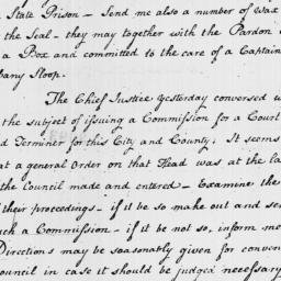 Document, 1797 October 04