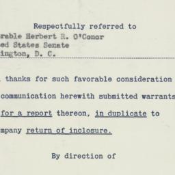 Letter : 1950 April 25