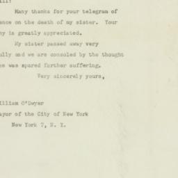 Letter : 1948 July 29