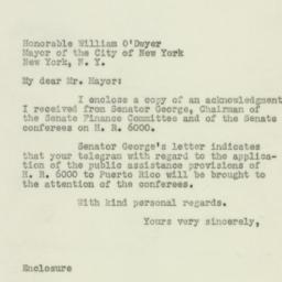 Letter : 1950 July 18