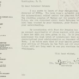 Letter : 1946 March 21
