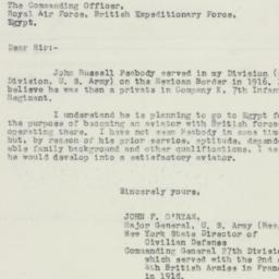 Letter : 1941 July 18