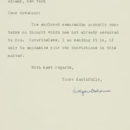 Letter : 1932 December 7