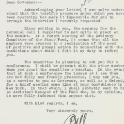 Letter : 1937 December 6