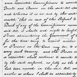 Document, 1797 May 25