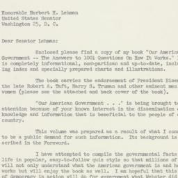 Letter : 1956 March 16
