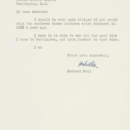 Letter : 1950 December 15